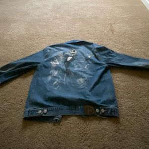 Disney jean jacket